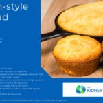 Southern-style Cornbread - Kidney-Friendly