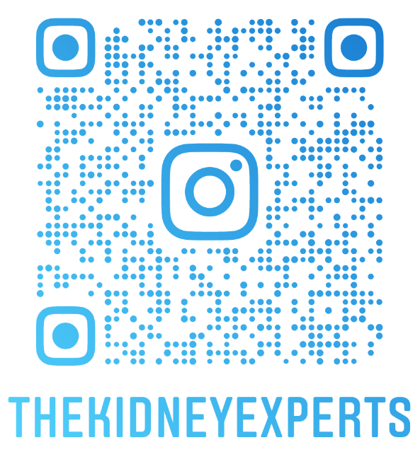 Follow Us On The Kidney Experts Instagram!